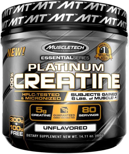 muscletech creatine monohydrate powder