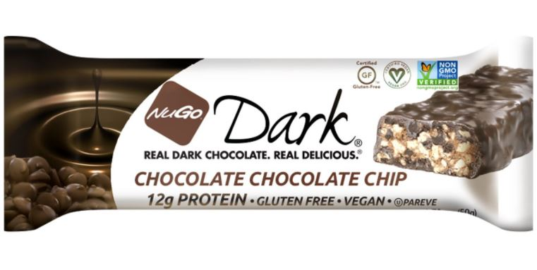nugo dark chocolate protein bar