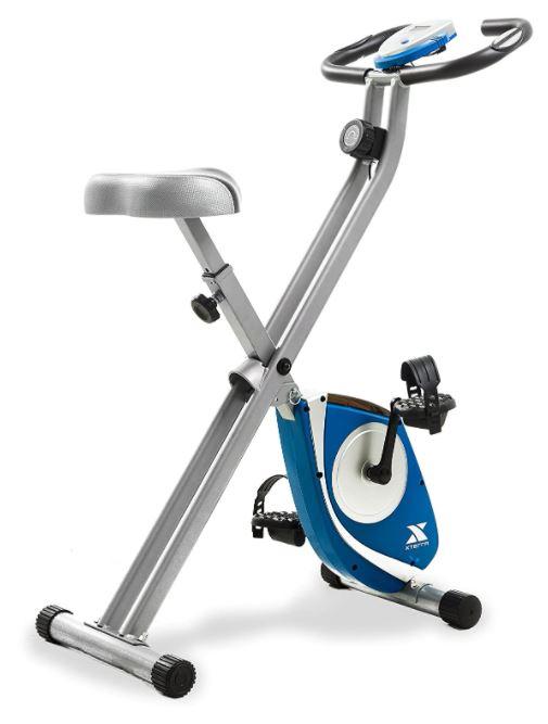 xterra fitness folding bike