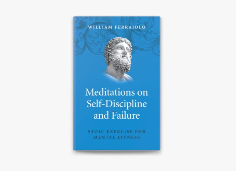 meditations on self-discipline and failure book