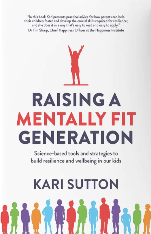 raising a mentally fit generation book cover