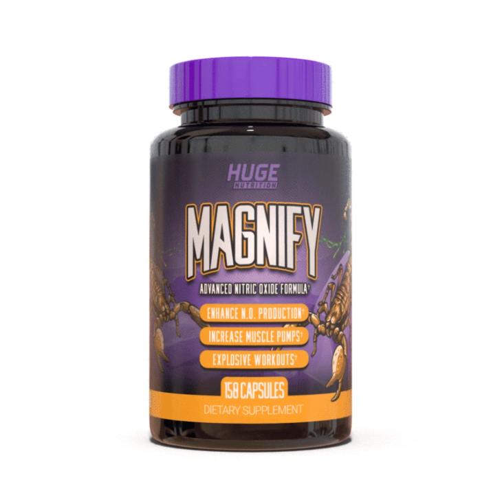 Huge Supplements' Magnify