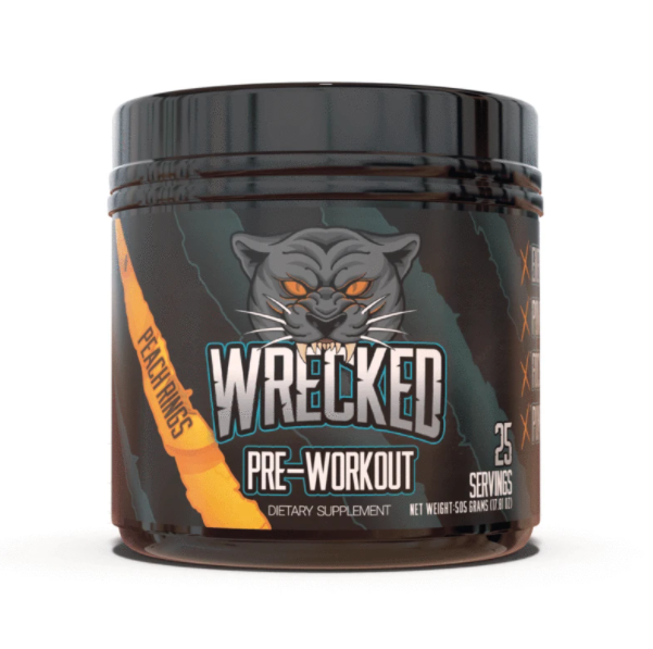 Wrecked Pre-Workout