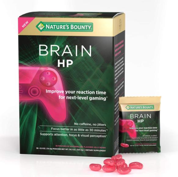 Nature's Bounty Brain HP Jelly Beans