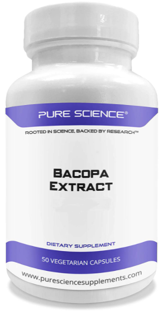 Pure Science Bacopa Monnieri Extract