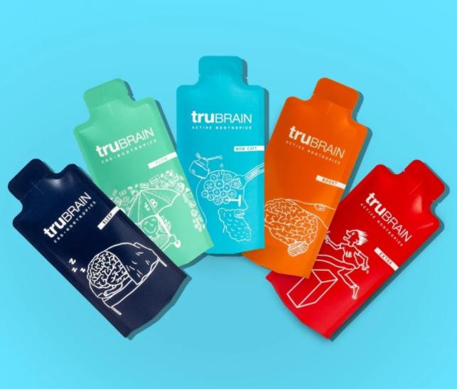 truBRAIN - Personalized Neuro Drinks